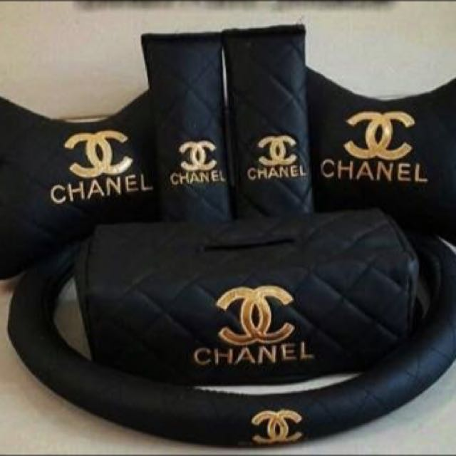 Car Accessories Set CHANEL