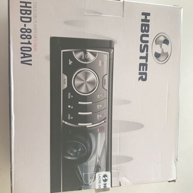 Car Cd MP3 Aux And USB