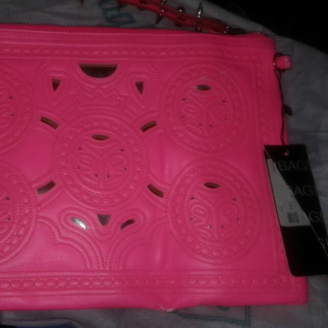 Classic Bag (Pink)