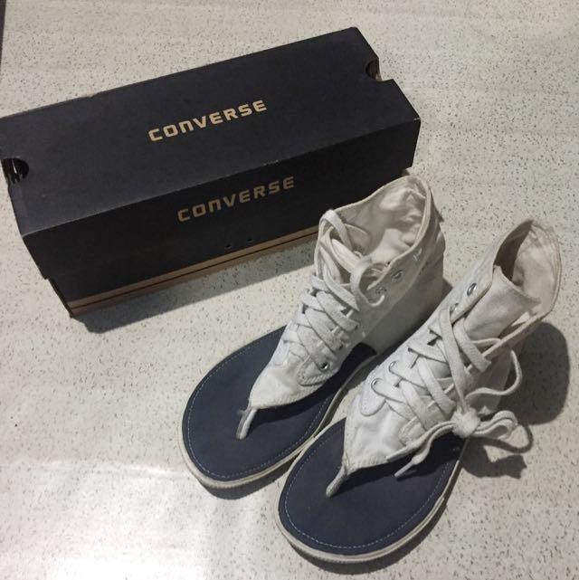 Converse Slippers (High Cut)