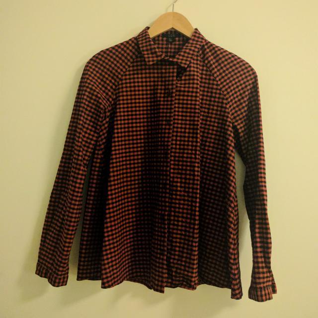 COS Checker Shirt