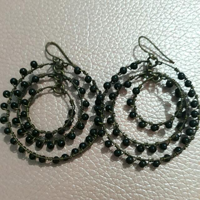 Earrings Boho