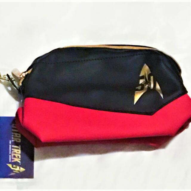 Exclusive Star Trek Uhura Clutch Bag Loot4Fangirls Loot Crate