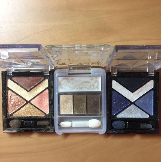 Eyeshadow Mix