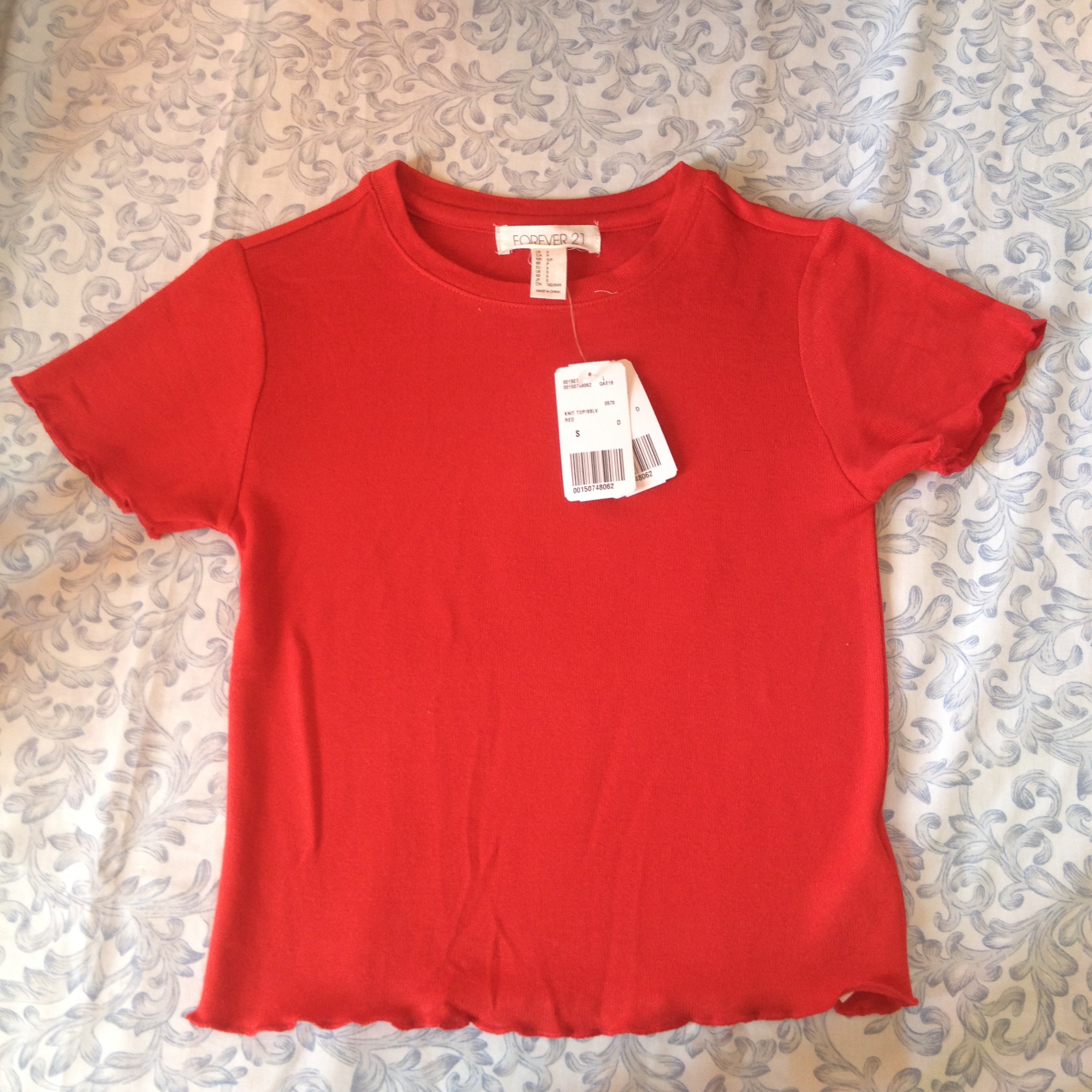 Forever 21 Box Top
