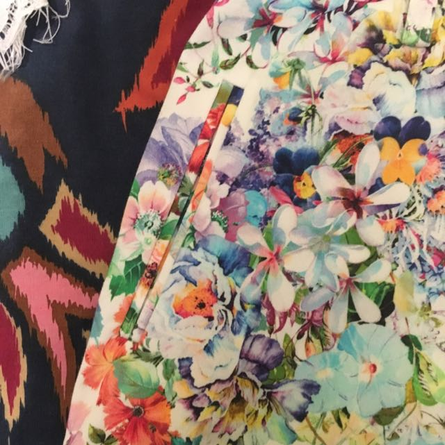 Forever New Floral Shorts