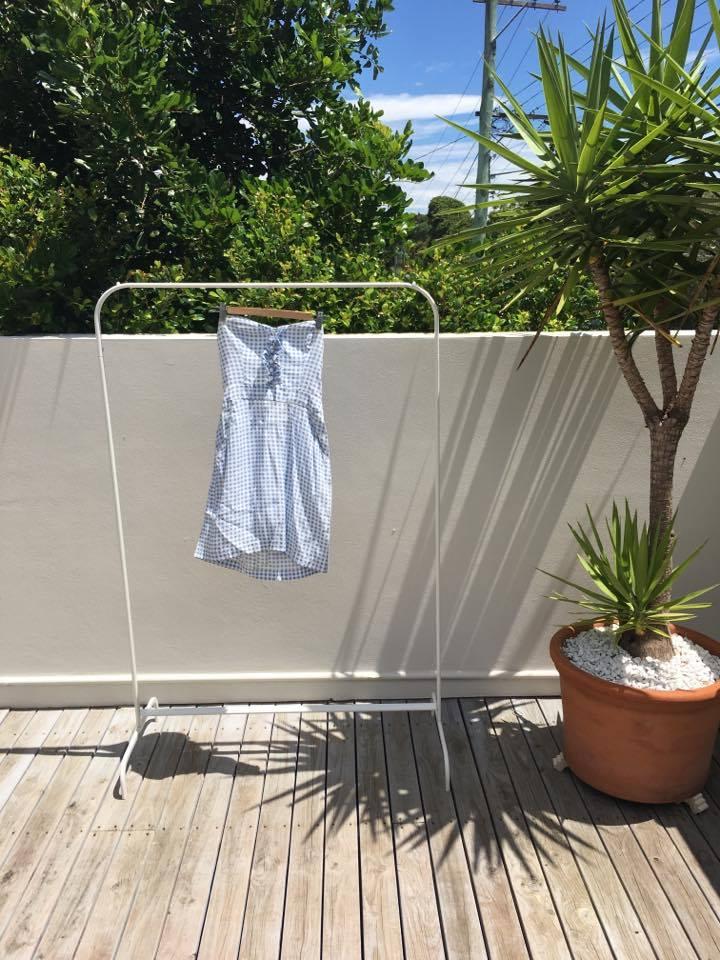 Forever New Strapless Mini Dress w/ Pockets