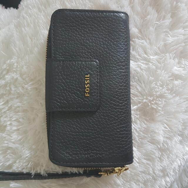 Fossil Wallet Authentic