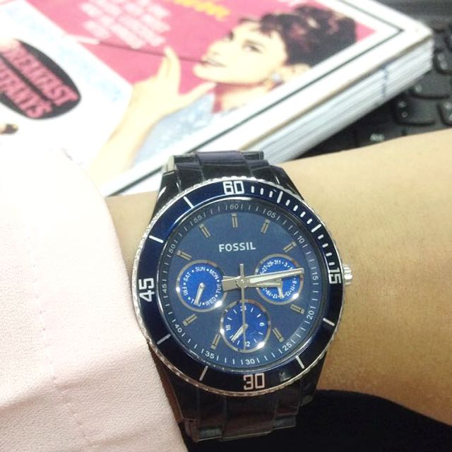 Fossil Watch Original ( Black)