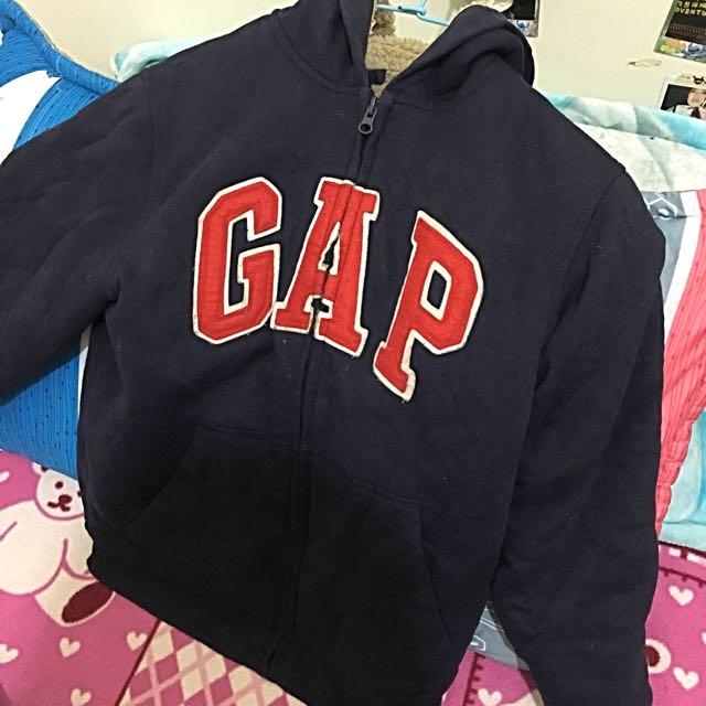 Gap刷毛外套