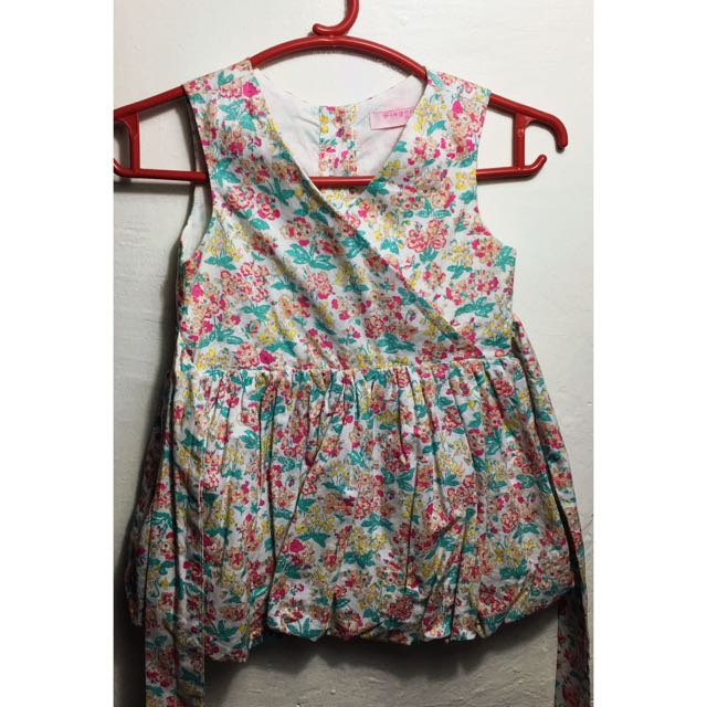 📌REPRICED: Gingersnaps Floral Dress