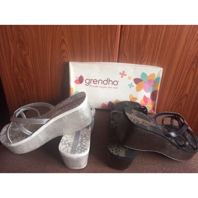 Grendha (black Sold)