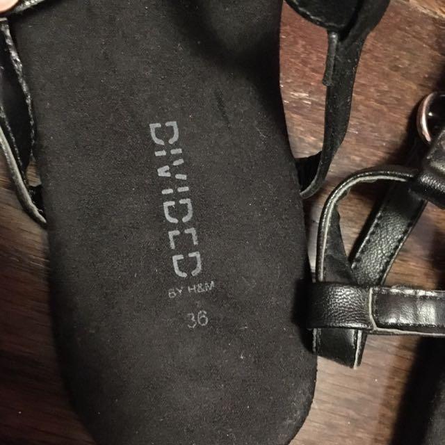 H&M Sandals (Size 36/6)
