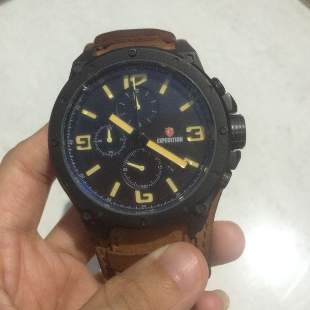 Jam Tangan Expedition E6388M