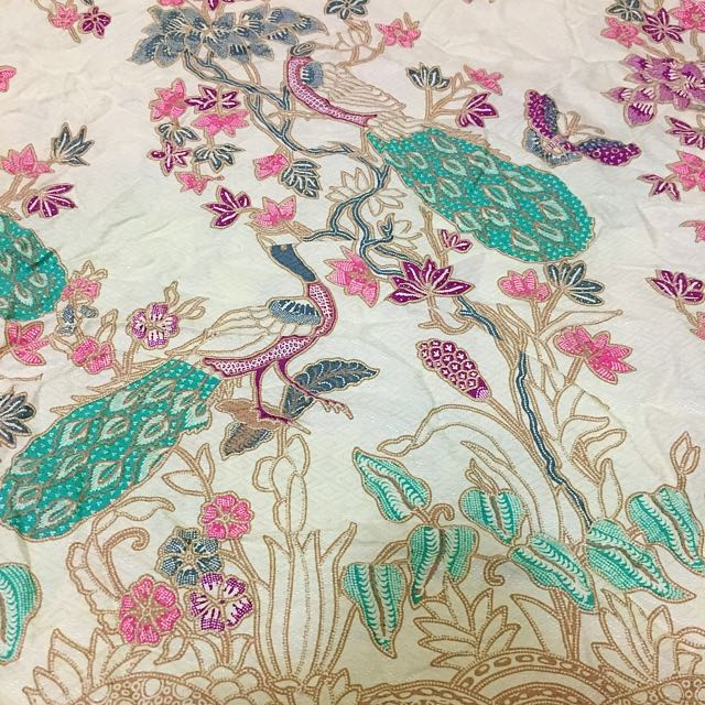 Kain Batik Printing Doby