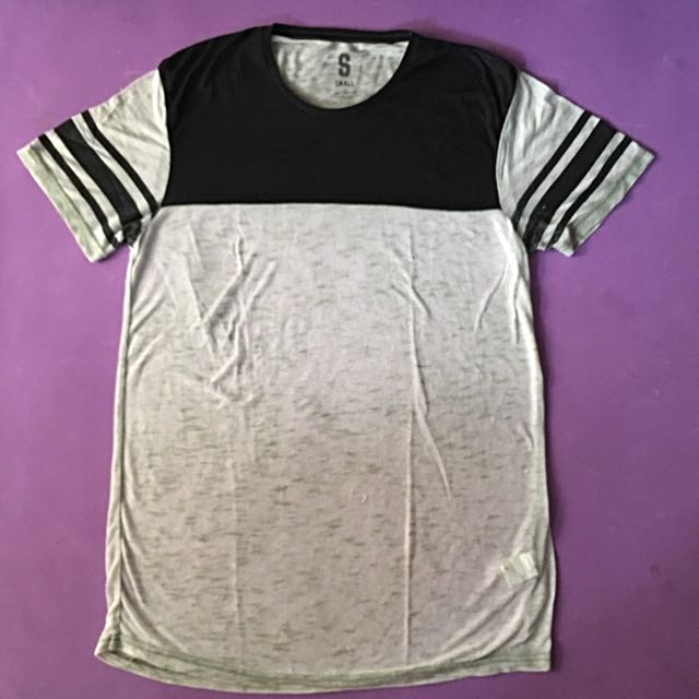 Kaos Cotton On Transparant