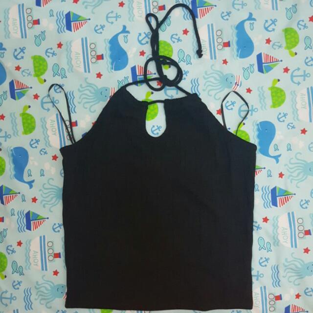 Kaos H&M Black (Semi Bikini)