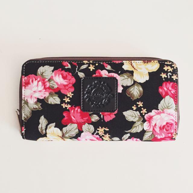 Kimono Wallet