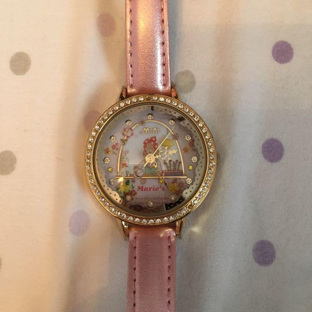 Korean Pink Watch