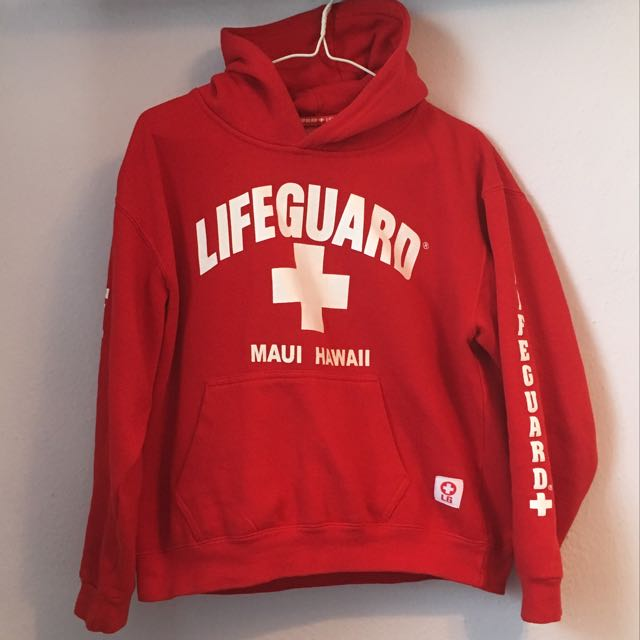 *PENDING *Lifeguard Hoodie