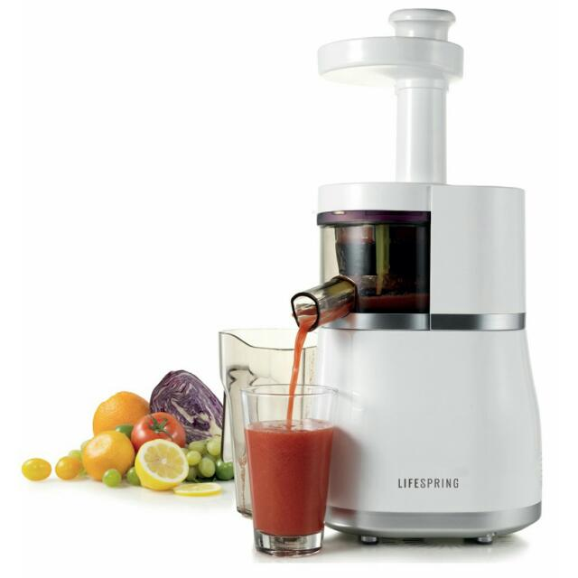 Lifespring Slow Juicer (New)