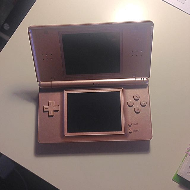 Limited Edition Nintendo DS