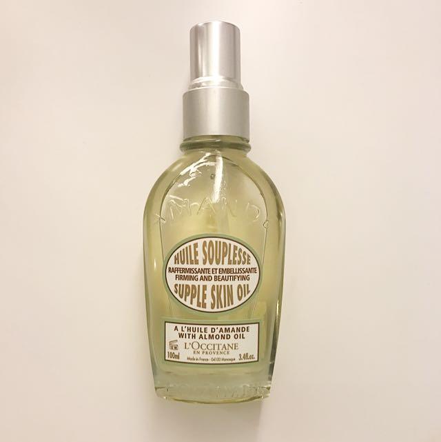 L'occitane Supple Skin Oil
