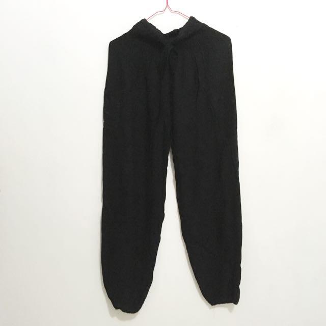 Long Basic Pants