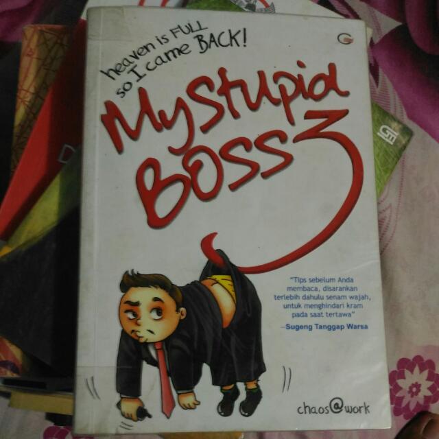 My Stupid Boss 3
