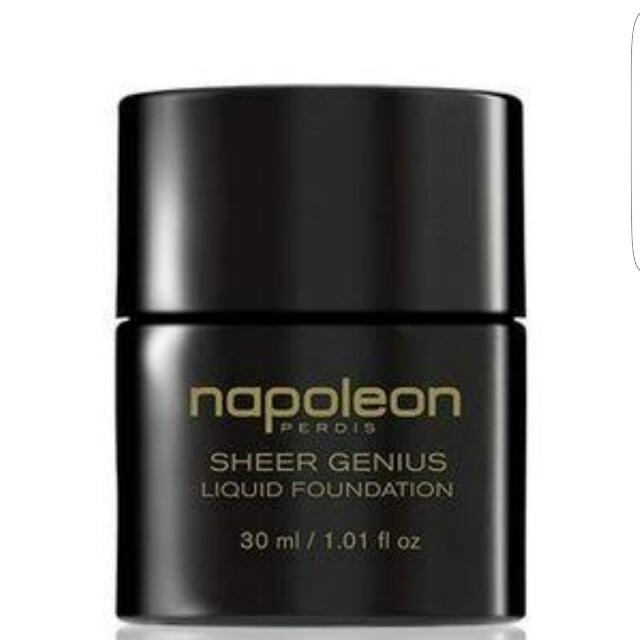 Napoleon Perdis Sheer Genius Foundation