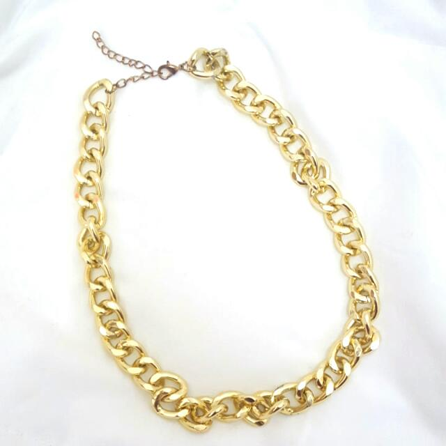 Gold Necklace (Kalung)