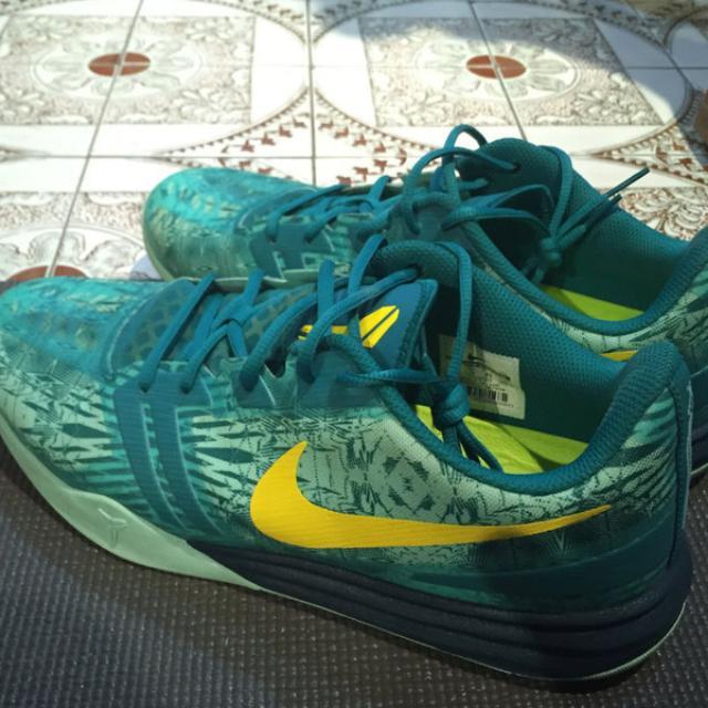 Nike Kobe Mentality平民版kobe US12