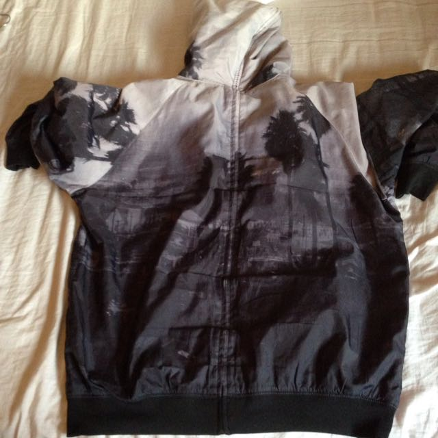 Nike LA Night Split Windbreaker**PRICE DROP**