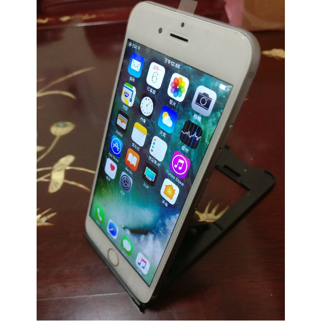 No.0206 加版 telus iPhone6 16g Silver with unlock card