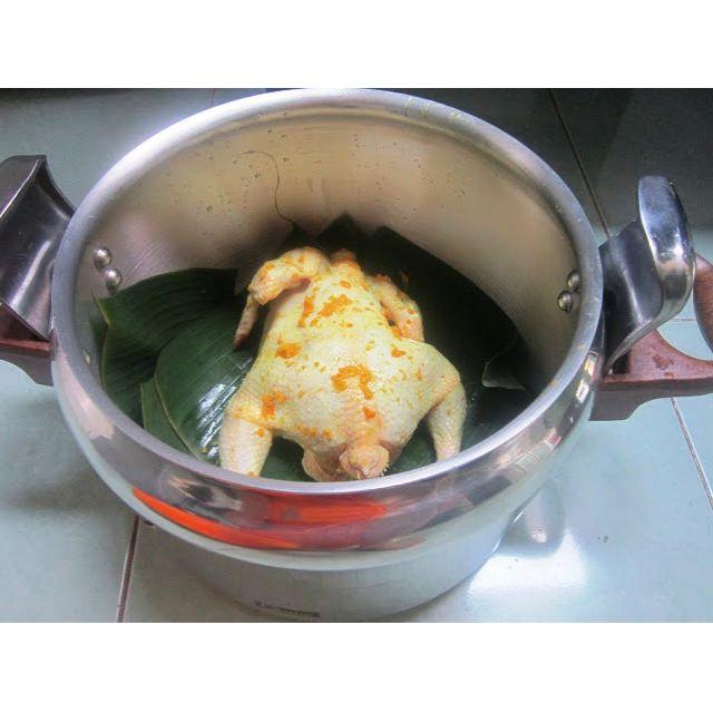 Oxone Pressure Cooker Alupress 4 Liter OX-2004 - Silver Masak Ketupat Opor Cepat, Kitchen & Appliances on Carousell