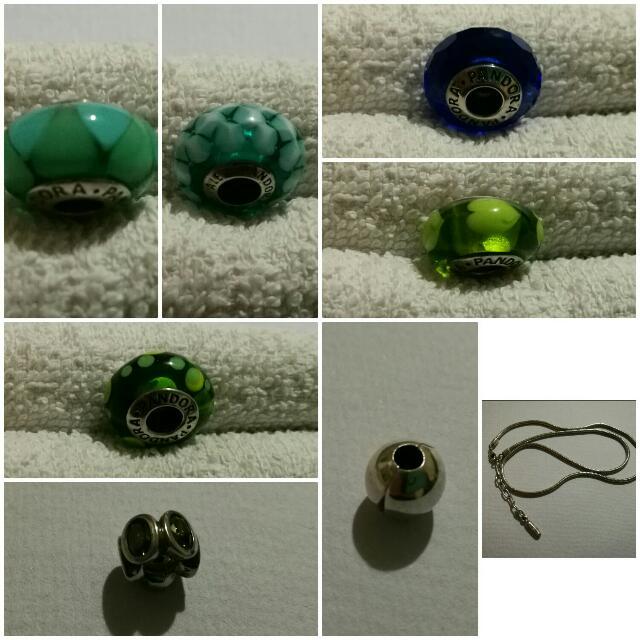 Pandora Jewelry + Non Pandora Bracelet