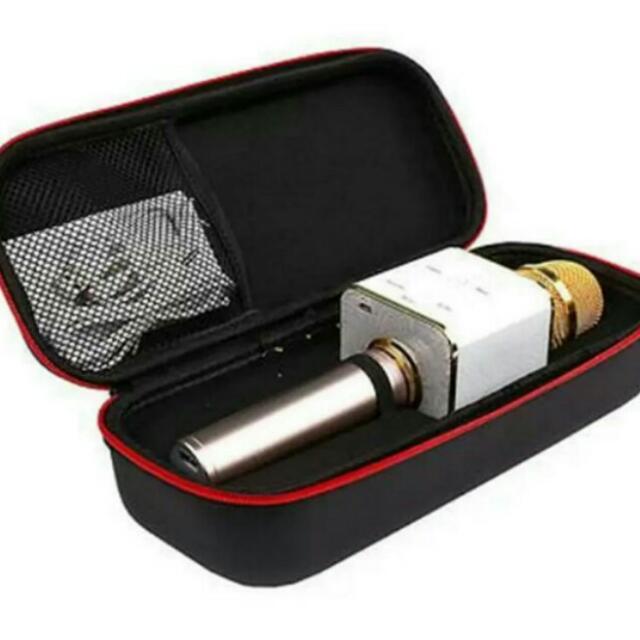 Q7 Portable Wireless Bluetooth Speaker Microphone