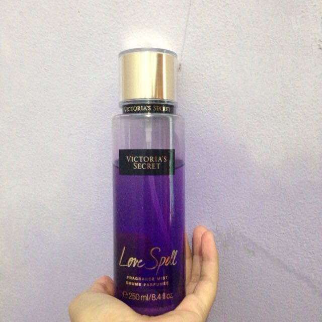 [RE PRICE] Victoria Secret Mist Love Spell