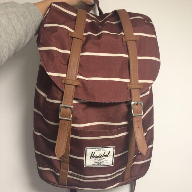 ✨Reduced Price✨Hershel backpack