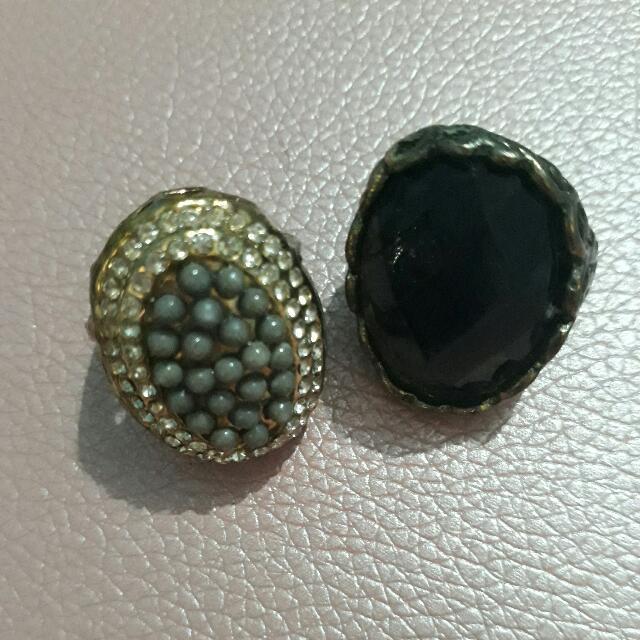 Rings 2 Pcs