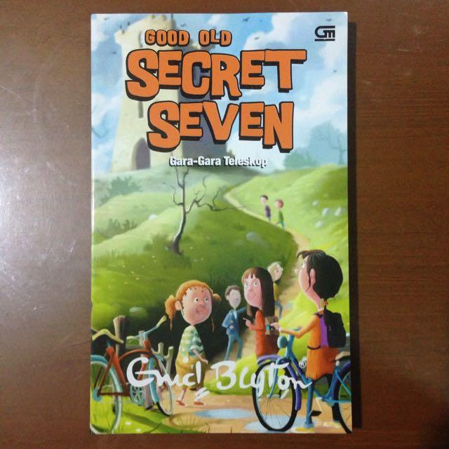 Sapta Siaga (Secret Seven) - 12. Gara-Gara Teleskop