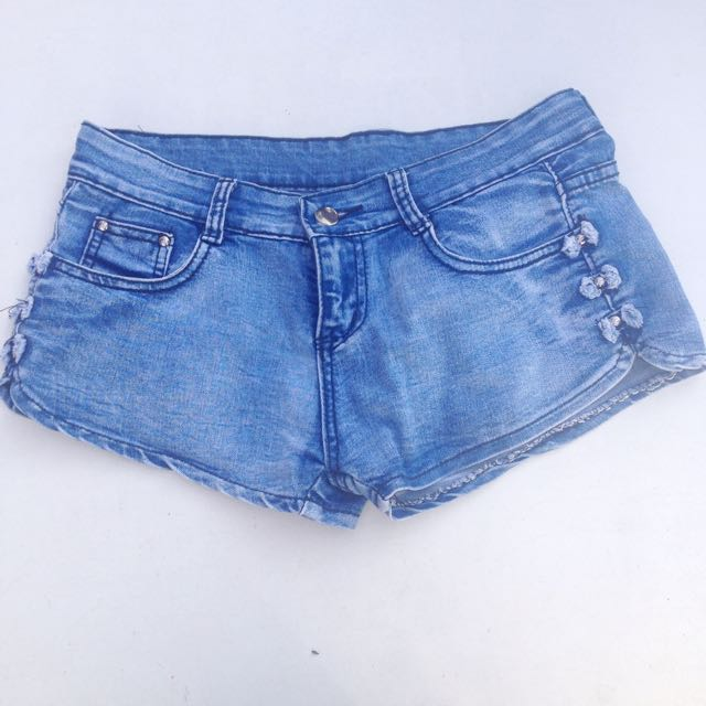 Sexy Denim Boxer Shorts
