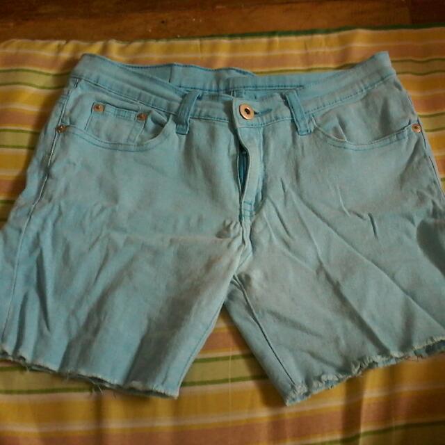 Short-Blue