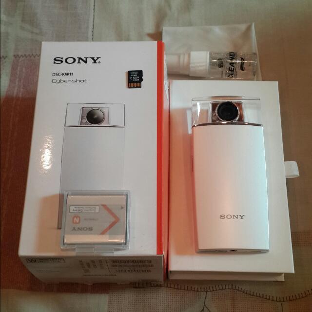 Sony Kw11 香水機