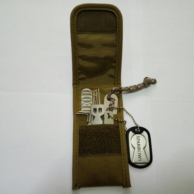 Sparrows EOD Lock Pick Set, Furniture, Others on Carousell