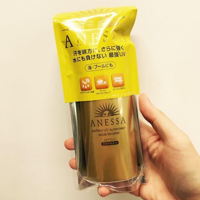 SPF 50+ PA++++ Anessa Sunscreen