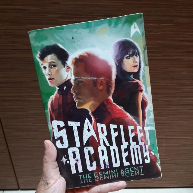 Starfleet Academy: The Gemini Agent - English