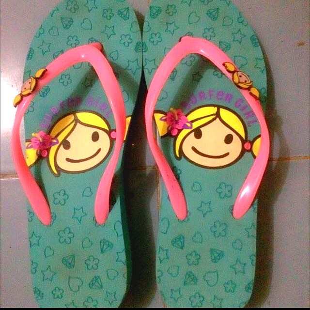 Surfer Girl Wedges Sendal