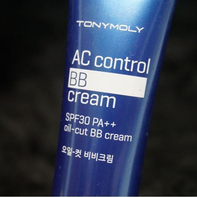Tony Moly - AC control BB cream [ SPF30++]