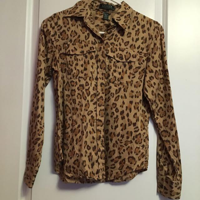 XS Petit Ralph Lauren Shirt